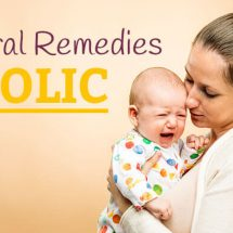 Natural remedies for a colicky baby