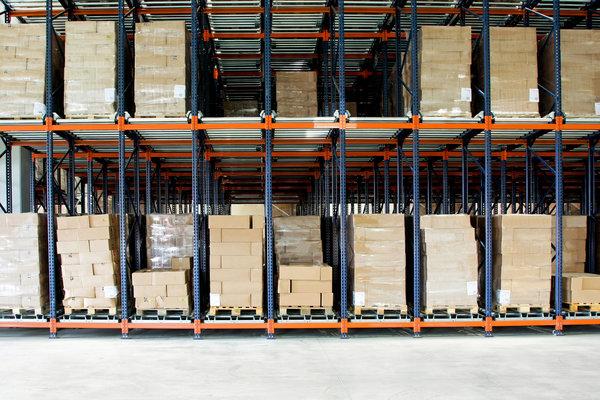 steel racks for warehouse