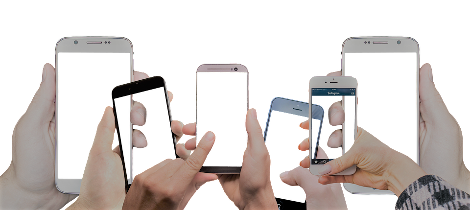 Variety Of Cell Phone Models
